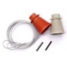 Cardale CD45 Canopy Cones & Cables (Pair)
