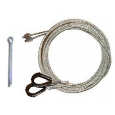 Cardale Cables For Use On CD Professional Doors (Pair)