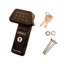 Cardale Eurolock Handle 75mm (medium)