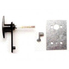 Garador Mk3 / Mk4 Locking Lever Handle To T - Handle