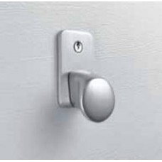 Hormann Sectional Handle Kit - Brushed Steel