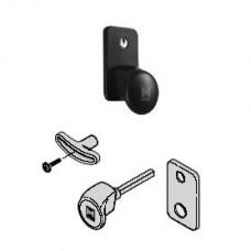 Hormann Standard Black Handle for Sectional Doors