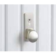 Hormann Up and Over Handle - Silver