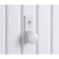 Hormann Up and Over Handle - White