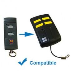 HR RQ2640F4 Hand Transmitter 40.685MHz