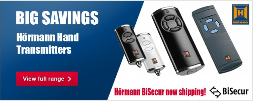 Hormann Hand Transmitters