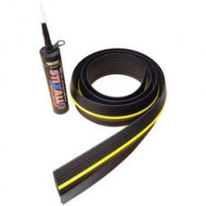 18mm Weather Defender Garage Door Floor Seal Kit (2300mm)