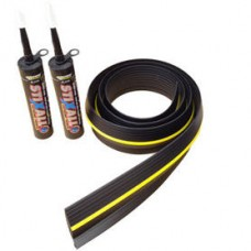 18mm Weather Defender Garage Door Floor Seal Kit (5700mm)
